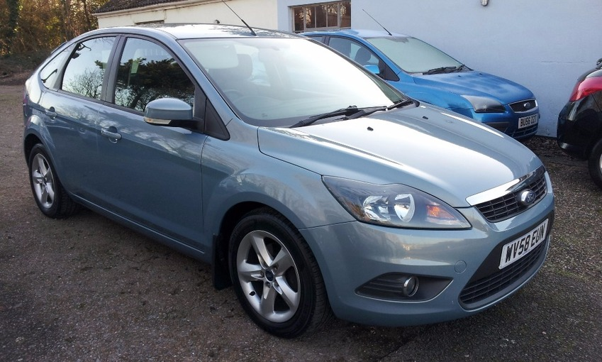 View FORD FOCUS ZETEC 1.6 TDCI