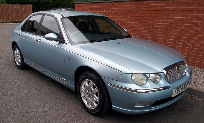 View ROVER 75 CLASSIC SE P EX TO CLEAR