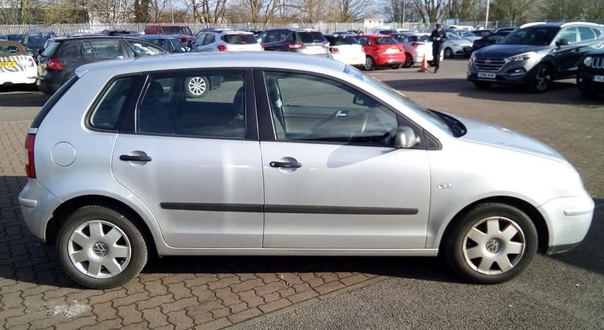 View VOLKSWAGEN POLO TWIST 1.2 5Dr ARRIVING SOON