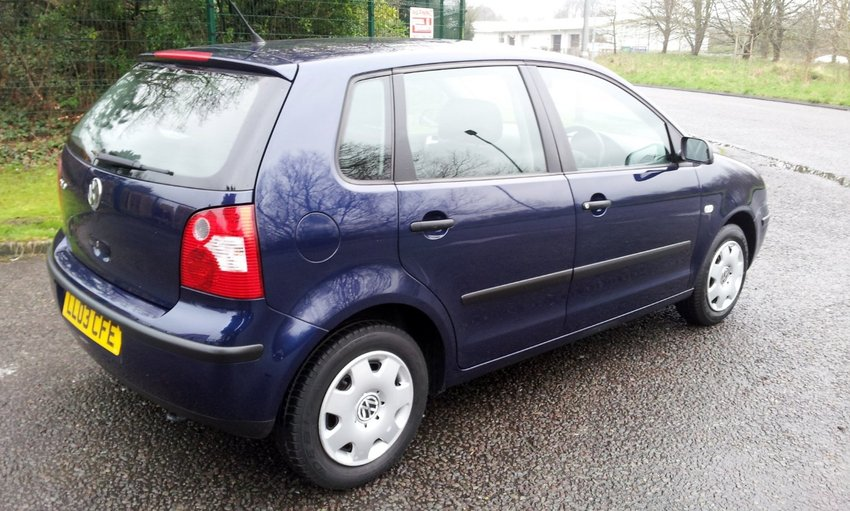 View VOLKSWAGEN POLO 1.2 5Dr LOW MILEAGE SERVICE HISTORY