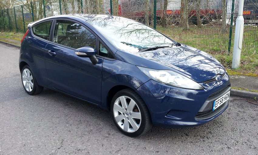 View FORD FIESTA STYLE 1.25 NEW MOT AND CAMBELT REDUCED TO CLEAR