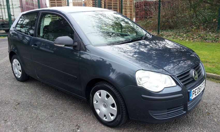View VOLKSWAGEN POLO 1.2 E