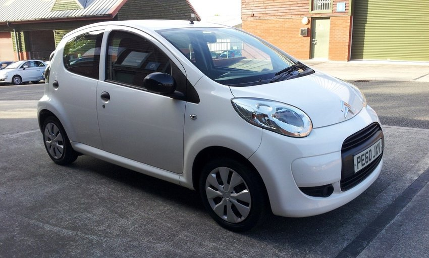 View CITROEN C1 SPLASH One Owner From New