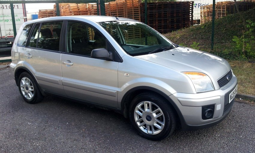 View FORD FUSION ZETEC CLIMATE ONE OWNER AUTOMATIC FSH