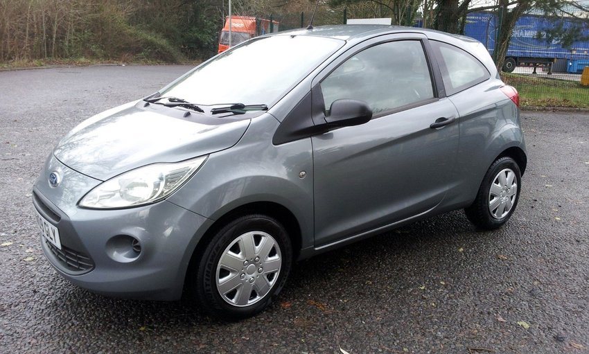 View FORD KA 1.2 STUDIO £30 Road Tax FSH