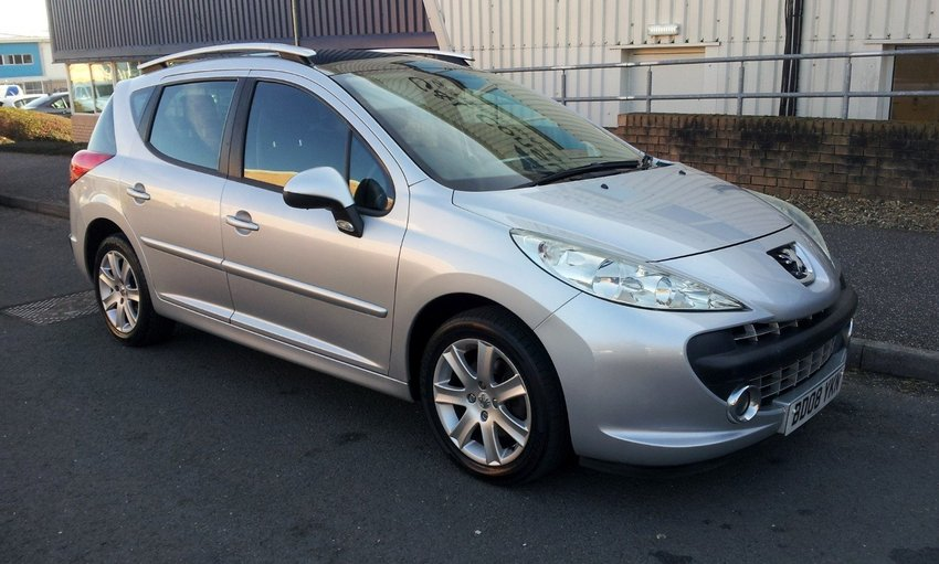 View PEUGEOT 207 1.6 VTi Sport Auto Estate PRICE REDUCED TO CLEAR