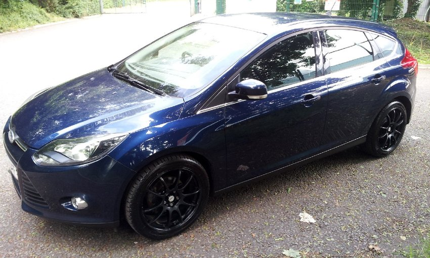 View FORD FOCUS Ti-VCT 125 Zetec FSH