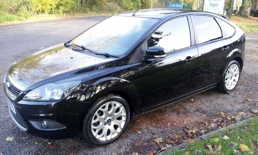 View FORD FOCUS  1.6 Petrol Zetec