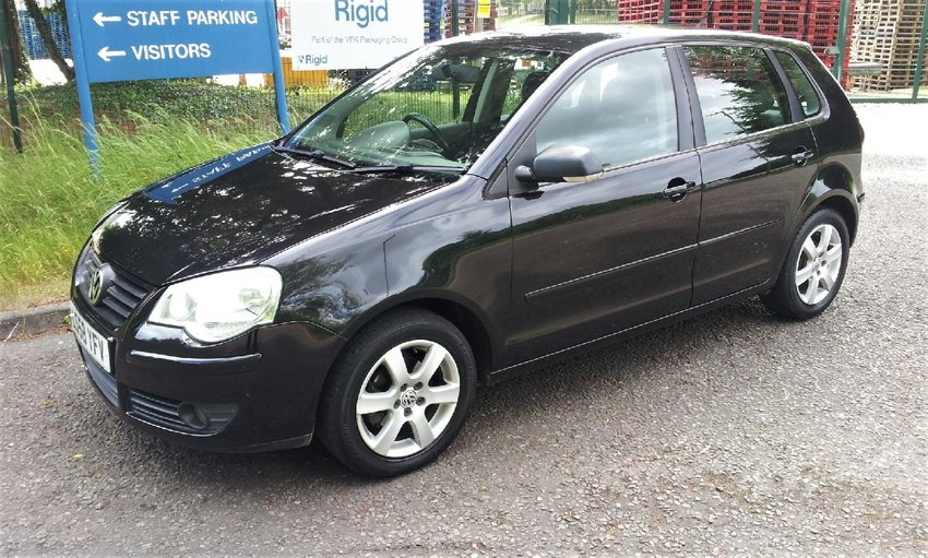 VOLKSWAGEN POLO 1.4 5Dr Match Service History
