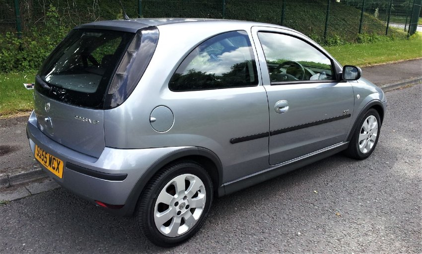 View VAUXHALL CORSA 1.2 Twinport SXi