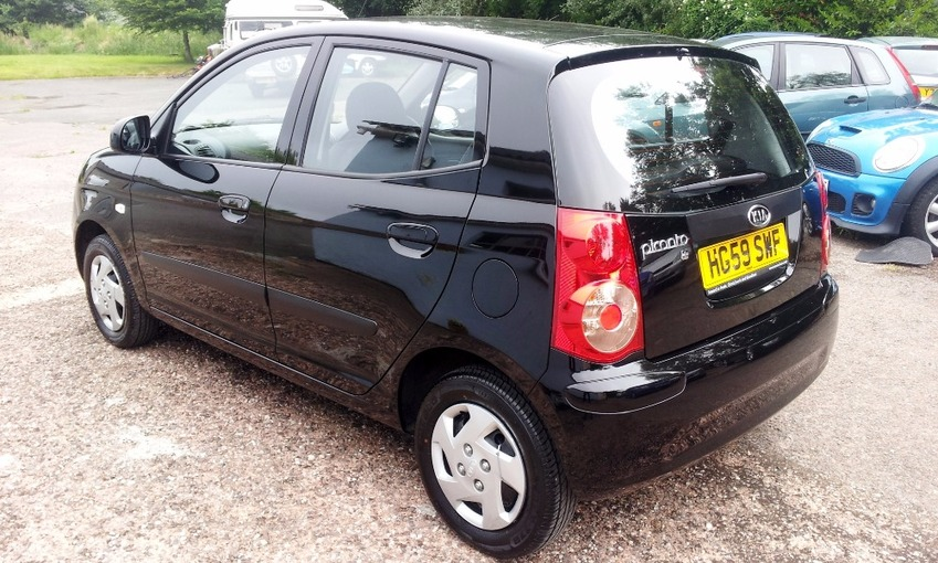 View KIA PICANTO 1 PART EXCHANGE TO CLEAR