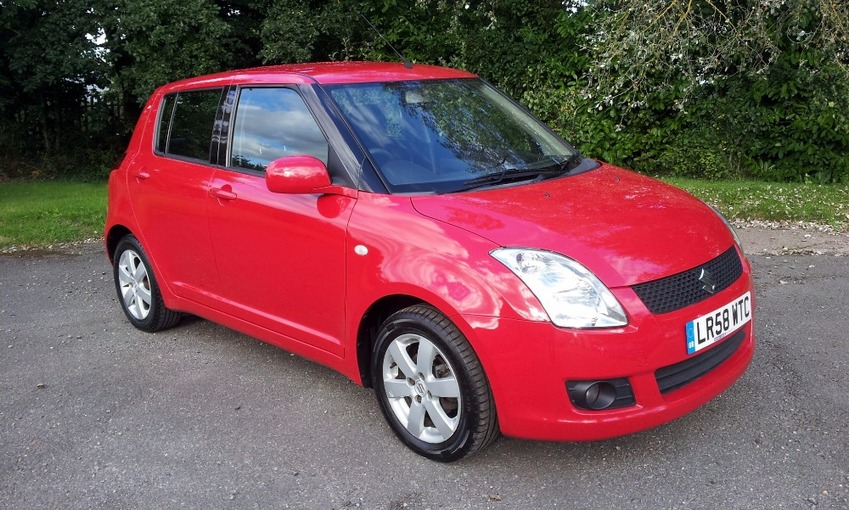 View SUZUKI SWIFT GLX 1.5 5Dr